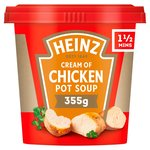 Heinz Cream of Chicken Pot Soup