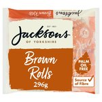 Jackson's Yorkshire Champion Brown Rolls