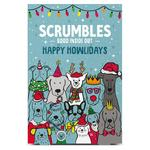 Scrumbles Christmas Dog Advent Calendar