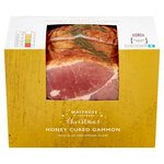 Waitrose Honey Cured Gammon with a Plum and Ginger Glaze