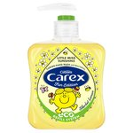 Carex Mr Men Little Miss Sherbert Lemon Handwash
