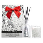 Wax Lyrical Candle & Diffuser Gift Set Winter Morning Fragrance