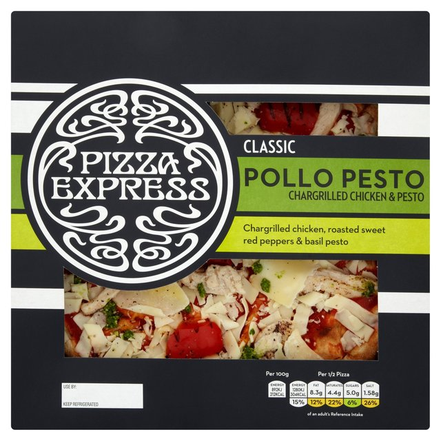Pizza Express 8
