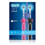 Oral B Pro 2900 Duo Electric Toothbrush