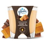 Glade Candle Honey & Chocolate Air Freshener