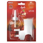 Glade Electric Holder & Refill Spiced Apple Scented Oil Plugin