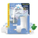 Glade Electric Holder & Refill Clean Linen Scented Oil Plugin