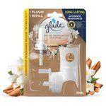 Glade Electric Holder & Refill Sandalwood & Jasmine Scented Oil Plugin