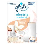 Glade Electric Holder & Refill Vanilla Blossom Scented Oil Plugin