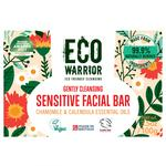 Little Soap Company Eco Warrior Cleansing Sensitive Facial Bar
