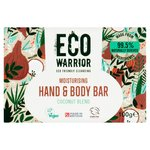 Little Soap Company Eco Warrior Moisturising Hand & Body Bar