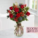 Bloom & Wild At Home The Festive Bouquet (large)