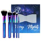 W7 Starry Nights 5 Piece Brush Set
