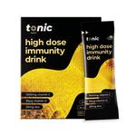 Tonic Health High Dose Winter Immunity Lemon & Honey Sachet
