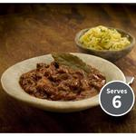 The Juicy Meat Co  Low Slow & Easy Beef Fillet Ragu Bolognaise