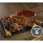 The Juicy Meat Co Low, Slow and Easy Japanese BBQ Style Beef Short Ribs