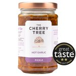 The Cherry Tree Hot Garlic Pickle