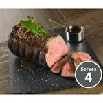 Waitrose 1 Highland Rump Joint with Red Wine Sauce