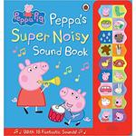 Peppa Pig- Peppa's Super Noisy Sound Book