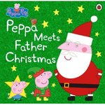 Peppa Pig- Peppa Meets Father Christmas