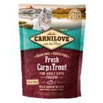 Carnilove Fresh Carp & Trout Adult Cat Food