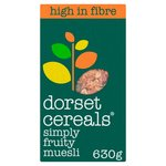 Dorset Cereals Simply Fruity Muesli