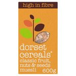 Dorset Cereals Classic Fruits Nuts and Seeds Muesli