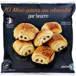Picard 10 Mini Pains Au Chocolat Frozen