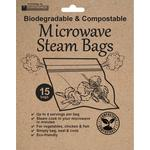 Toastabags Eco Microwave Steam Bags 15pk