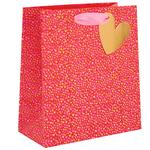 Love Hearts Gift Bag, Medium