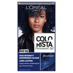 L'Oreal Paris Colorista Blue Black Permanent Gel Hair Dye