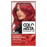 L'Oreal Paris Colorista Bright Red Permanent Gel Hair Dye