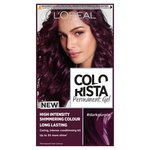 L'Oreal Paris Colorista Dark Purple Permanent Gel Hair Dye