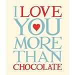 Emma Bridgewater Chocolate Valentine's Day Card