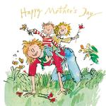 Quentin Blake Fun Times Mother's Day Card