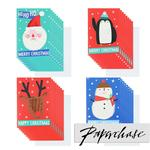 Paperchase Kids Cube Christmas Cards