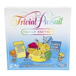 Trivial Pursuit Family Board Game, 8 yrs+