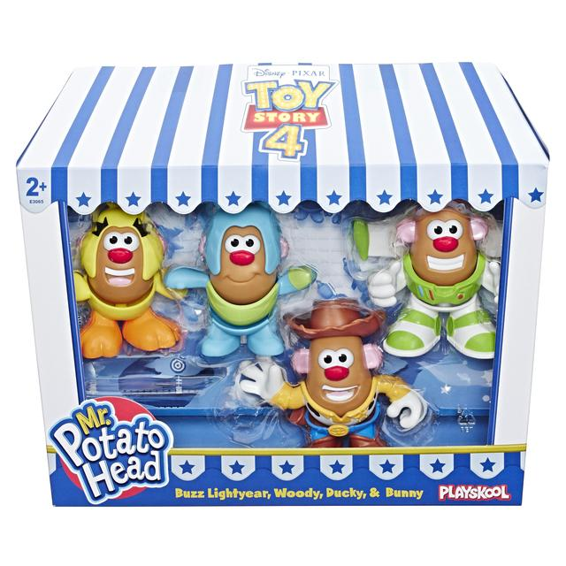 Mr Potato Head Mini Toy Story 4 Ocado