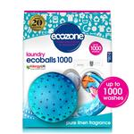 Ecozone Laundry Ecoballs 1000 Washes Pure Linen