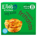 Ella's Kitchen Big Kids Vegetable Frittatas