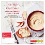 Waitrose Welsh Rarebit Cheese Bake
