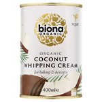 Biona Organic Coconut Whipping Cream