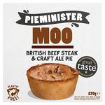 Pieminister Moo British Steak & Ale Pie