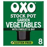 Oxo Stock Pots Vegetable 8x20g