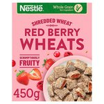 Shredded Wheat Bitesize Red Berries and Vanilla
