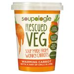 Soupologie Rescued Veg Mexican Carrot Soup
