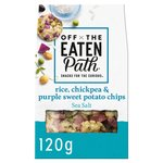Off the Eaten Path Chickpea Chips Sea Salt