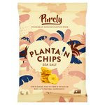 Purely Plantain Chips Naturally Salted