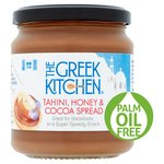 The Greek Kitchen Tahini, Honey & Cocoa Spread