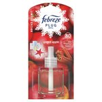 Febreze With Ambi Pur Air Freshener Plug-In Refill Spiced Apple
